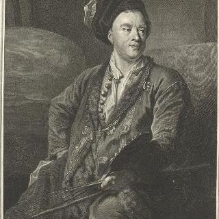 장 포레스트, 화가 (1712년 사망)