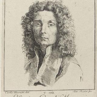 카를로 마라타 (1625-1713), 화가, 조각사