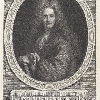 로제 드 필, 화가 (1625-1709)