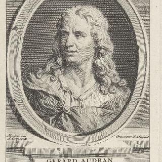 제라르 오드랑, 왕실 조각사 (1642-1703)