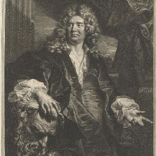 마르탱 반 덴 보게르, 일명 데자르댕, 조각가 (1637-1694)