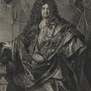 필립 드 쿠르시용, 당조 후작 (1638-1720)