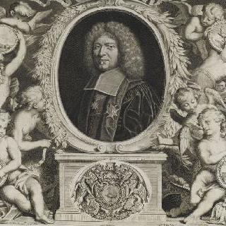 루이 드 부세라, 프랑스 대법관, 1685년 국쇄 관리자 (1616-1699)