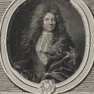 샤를 콜베르, 크루아시 후작, 서기장 장관 (1696년 사망)