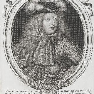 루이 드 프랑스, 왕세자, 루이 14세 아들 (1661-1771)
