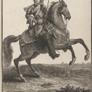 루이 드 프랑스, 왕세자, 루이 14세 아들 (1661-1771), 일명 왕세자 대제