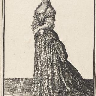 마리-안느-크리스틴느-빅투아르 드 바비에르 (1660-1690), 프랑스 왕태자비