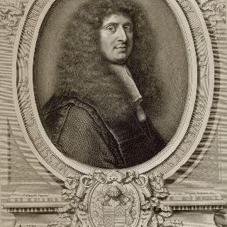 가브리엘-니콜라 드 라 레이니, 경찰 고위관, 국가 고문 (1709년 사망)