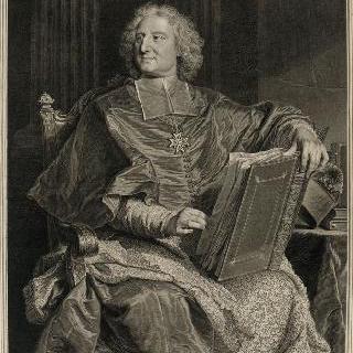 멜시오르, 폴리냑 추기경, 대사 (1661-1741)