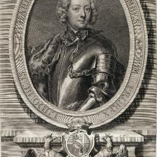 샤를-루이 드 로렌, 람베스 왕자, 브리온느 백작 (1725-1761)