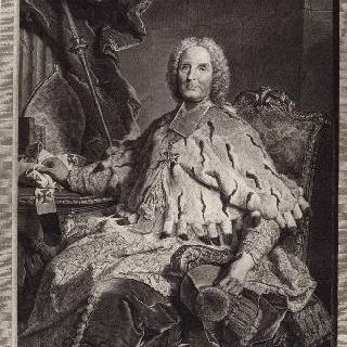 앙리-오스왈드, 투우르 도베르뉴 추기경, 비엔나 대주교 (1747년 사망)