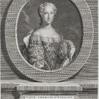 마리-테레즈-라파엘 데스파뉴 (1726-1746)