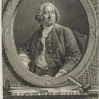 에듬 부샤르동 (1698-1762), 조각가