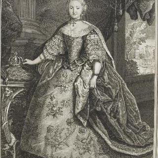 마리-조셉 드 삭스 (1731-1767)