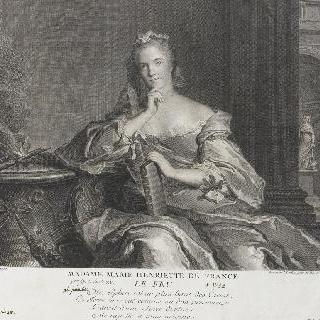 마리-앙리에트 드 프랑스 (1727-1752)