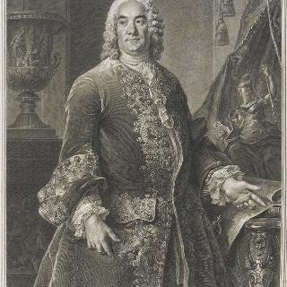 샤를-프랑수아-폴 르노르망 드 투르네엠 (1684-1751)