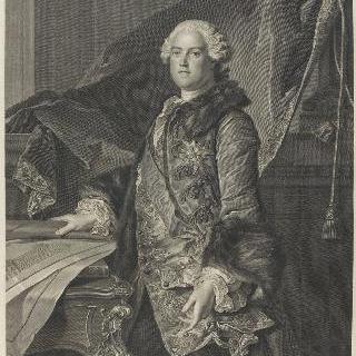아벨 프랑수아 푸아송 드 방디에르, 마리뉘 후작 (1727-1781)