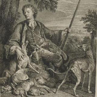 프랑수아 데포르트 (1661-1743), 화가
