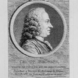 샤를 드 브로스 (1709-1777)