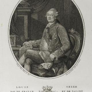 루이 16세, 프랑스와 나바르 왕 (1754-1774)