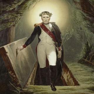 자신의 무덤에서 나오는 나폴레옹