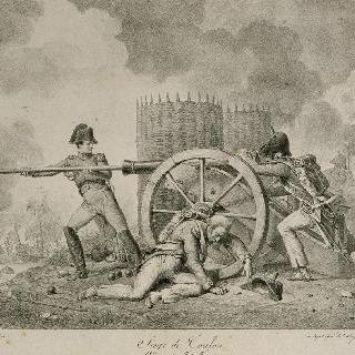 툴롱 공략 : 파롱산 요새 공격 (1793년 12월 17일)