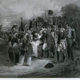 에슬링 전투, 1809년 5월 22일