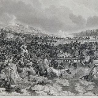 베레지나의 횡단, 1812년 11월 27, 28, 29일