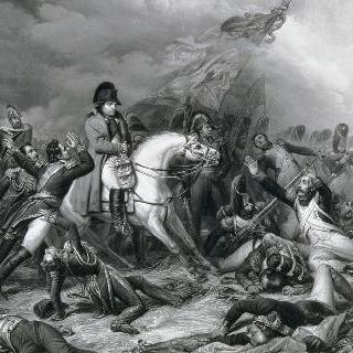 에일로 전장을 방문한 나폴레옹, 1807년 2월 9일
