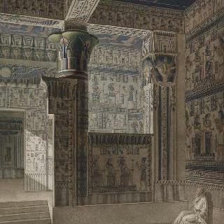 이집트 묘사 : 테베 멤노니엄
