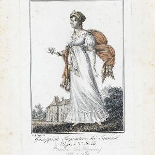 이탈리아의 왕녀인 조세핀 황후