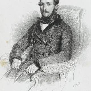 베르트랑 장군 또는 나폴레옹 장군, 또는 앙리 장군의 아들
