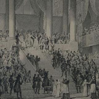 대관식 서 : 황제 선서
