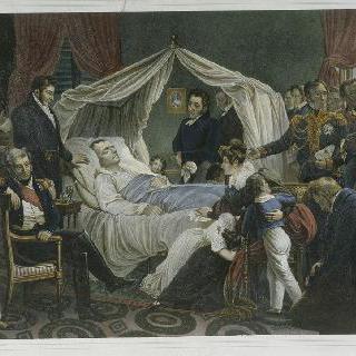 나폴레옹 1세의 죽음