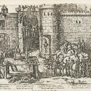 앙부아즈 처형 (1560년 3월 15일)