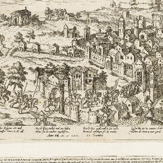 님므 시 함락 (1569년 11월 15일)