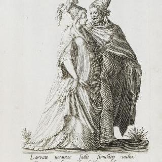 로베르 부아사르의 가장행렬에 대한 아홉 판
