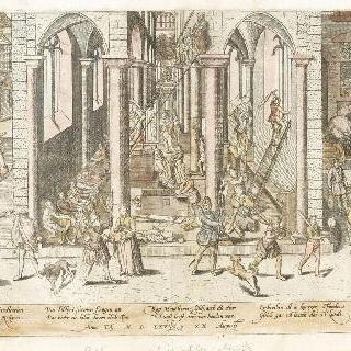 칼뱅주의자들에 의한 교회 약탈