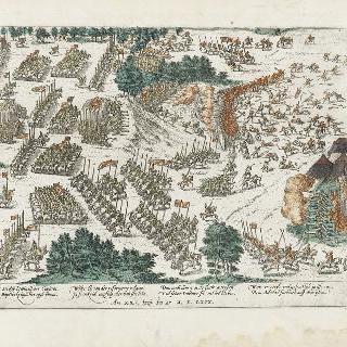 라 로슈-라베이유 전투, 1569년 6월 25일