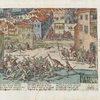 브리송 의장의 처형, 1591년 11월 15일