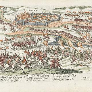 눼프샤텔 앙 브레이 전투 (노르망디 지방), 1592년 2월 16일