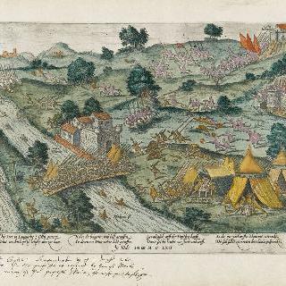 랑그독 지방의 생-질의 패배 (1562년 10월)