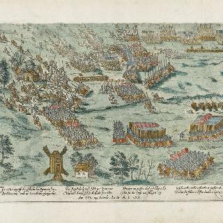 드뤠 전투 : 첫 번째 임무 (1562년 12월 19일)
