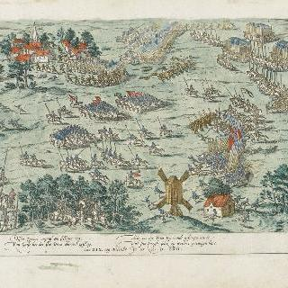 드뤠 전투 : 두 번째 임무 (1562년 12월 19일)