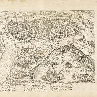 비롱 원수에 의한 루앙 공략, 1591년 10월 8일