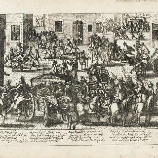1590년 5월 14일. 앙리 4세 암살