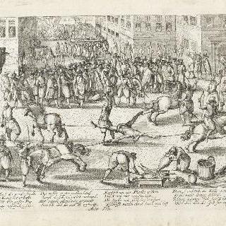 1610년. 라바이약의 처형