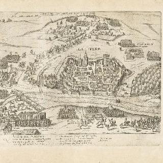 앙리 4세의 라 페르 함락, 1596년 5월 20일