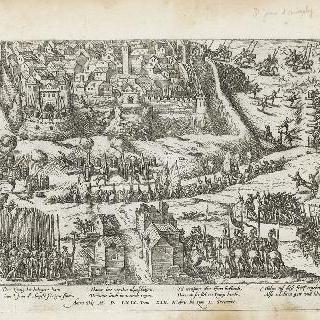 생-장-당젤리 공략, 1569년 10월 16일-12월 2일