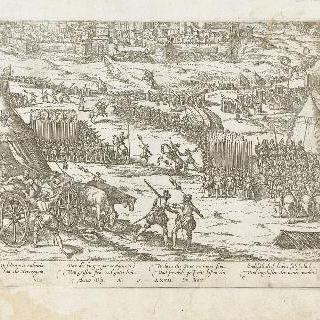 발랑시엔 공략, 1567년 3월